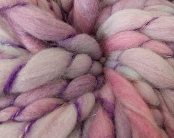 Handspun Super Bulky Art Yarn
