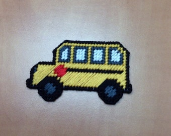 School Bus Magnet, Yellow Bus Magnet,