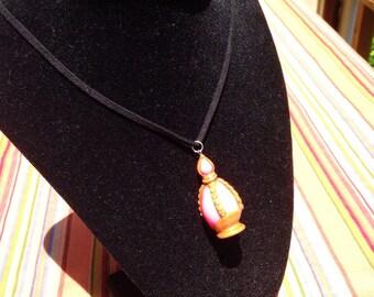 Madoka's Soul Gem Necklace or Charm