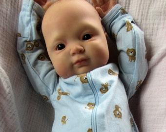 reborn baby Kimber kit