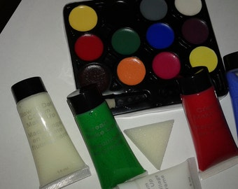 Craft Paints, Face painting,  Paints for face painting