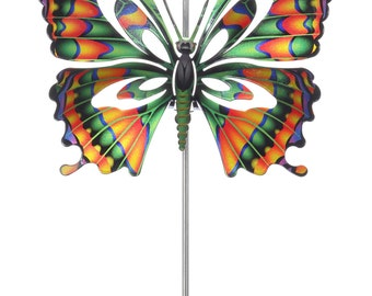 Next Innovations Butterfly Lawn and Garden Stake