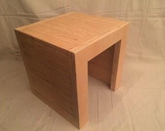 Modern End Table