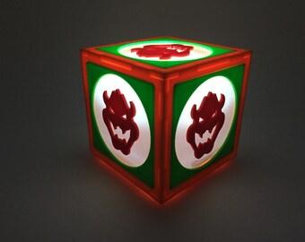 Bowser inspired Light Box