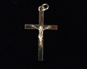 Vintage Harwood 1/20 10k GF, Cross Pendant