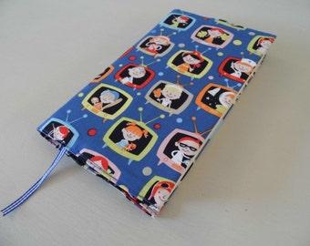 Hi Kids Handmade Fabric Book Cover