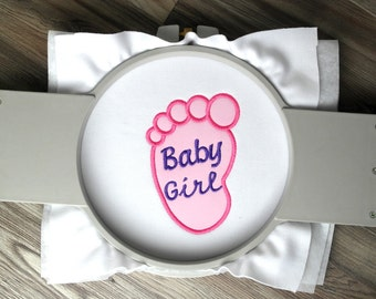 New Born Foot (Girl/Boy) Embroidery Design