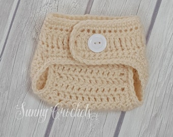 diaper cover, crochet diaper cover, newborn photo shoot, baby shower gift, baby gift
