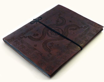 Embossed Photo Album XL