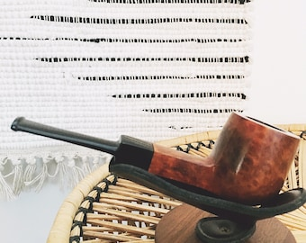 how to make a fake paper smoking pipe