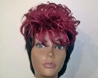Short Wig, Human Hair