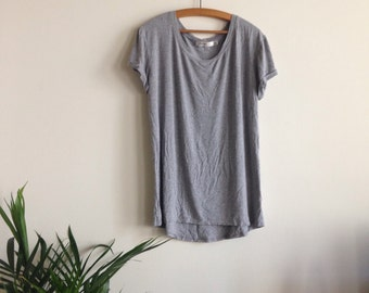 Oversized Grey T-Shirt