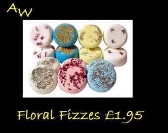 Luxury Floral Fizzes
