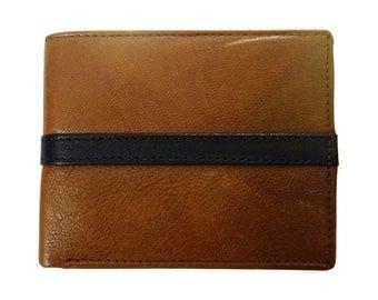 BakPak Stripped Redwood Wallet