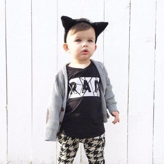 Look - Baby hipster girl clothes photo video