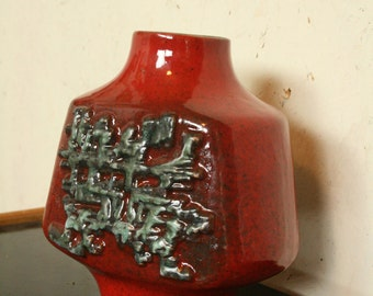 west german pottery by Walter gerhards 110-20