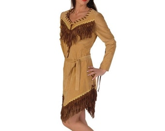 Summer Sale Native American Indian Lady - Wild West