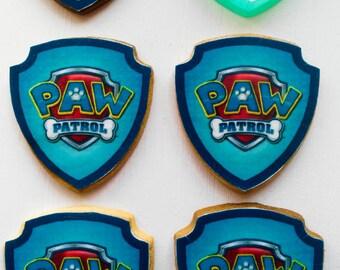 Canine patrol (Paw Patrol) cutter