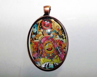 Electric Mayhem (The Muppets) Necklace