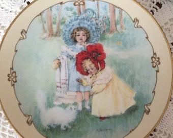 Maud Humphrey Bogart Collector Plate