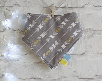 Baby Dribble Bib - Bandana Bib - Baby Scarf - Baby Gift Idea
