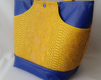 """""""tote"""" handbag"""