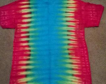 Stripe Tie Dye