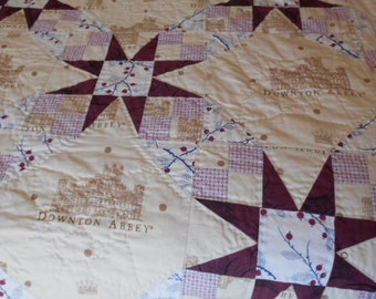 Downton Abbey Quilt