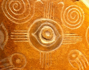 The Adoration of the Sun – a Petroglyph Based upon the Mythology of the Anasazi Indians