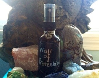 Wiccan Wall of Protection Mist