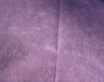 "SALE! The Ashlee Collection, Libas ""Sonama"" Aubergine. 100% Polyester Velvet. Beautiful Purple Velvet Fabric. Upholstery weight."