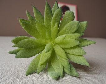 artificial succulent planter / / inside plant / / decor / / / modern/container / / synthetic plant / / faux plant floral collector