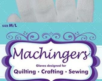 Machingers Gloves sz Med/Lg