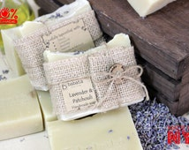 Lavender and Patchouli Best Handmade Soap