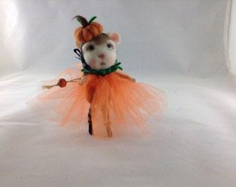 Pumpkin Mouse