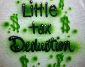 Baby Onesies! Custom Airbrushed!