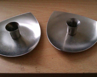 pair of price's candle holders