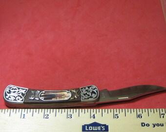Vintage Knife,franklin mint butch cassidy