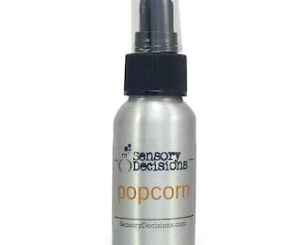 Popcorn Fragrance Spray - Popcorn Room Spray - Popcorn Scent Home Spray - The Smell of Hot Buttered Popcorn