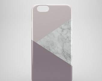 Pastel Marble protective phone case for iPhone 6 Case, iPhone 6s case, Marble Iphone 6 Plus case, Marble Iphone 5 case, iPhone SE cover