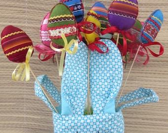 Easter decoration - Colorful Eggs/ Великденска декорация - Разноцветни яйца