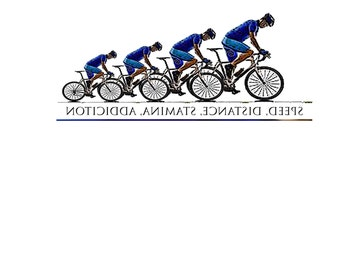 Bikes on a Tee, bicycle shirt, cool bike tee, bikes on a tshirt, cool bike tshirts, cool bicycles, racing bicycles, marothon bicycles