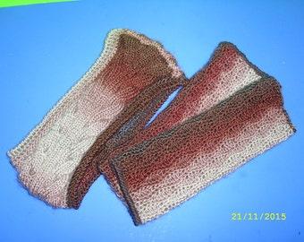 Headband and gloves set