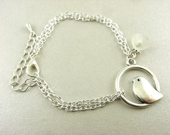 Bracelet - small bird II