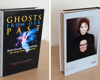 Ghostbusters: Erin and Abby's book cover digital download