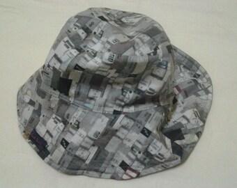 Paul Smith reversible bucket hat for Men Unisex Women