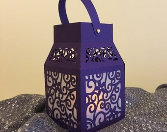 Wedding centerpiece lantern, Holiday lanterns, paper lantern, party favor, Diwali lantern, Christmas lantern, tree ornament, home decor