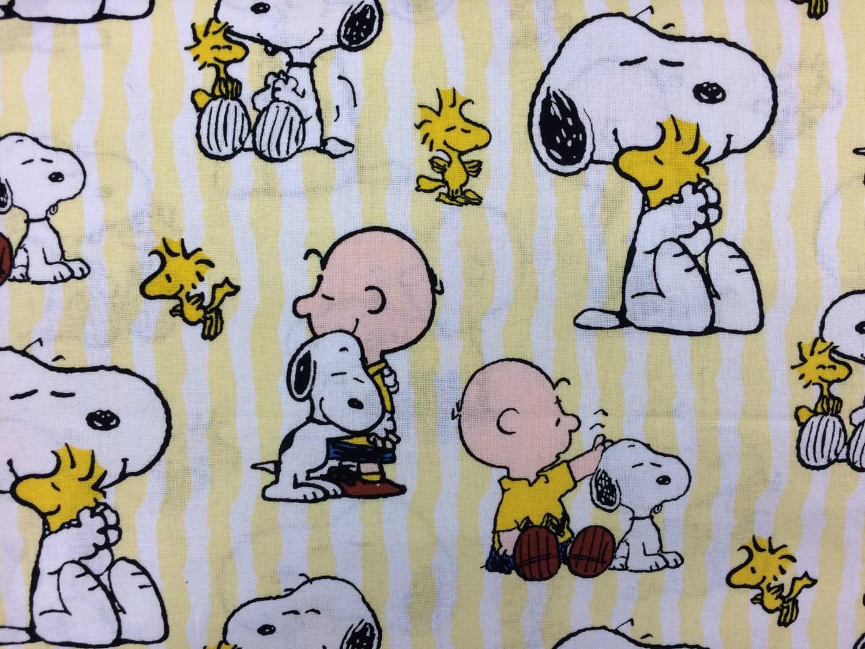 charlie brown blushing. peanuts gang charlie brown snoopy \u0026 woodstock fabric, novelty fabric blushing