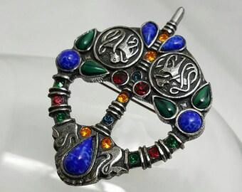 Scottish Style Pin