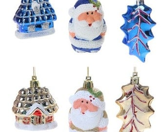 """Christmas decorations """"Winter assorted"""""""